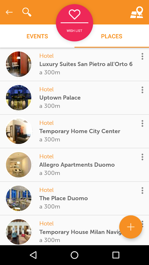 ExplorMI 360: Guide to Milan- screenshot