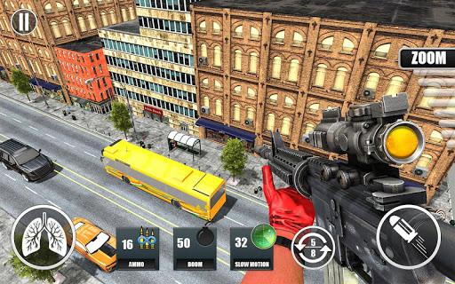 Real Sniper shooter apktram screenshots 5