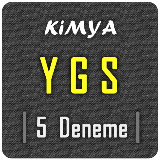 YGS Kimya Deneme