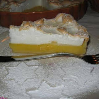 Lemon & Meringue Pie.