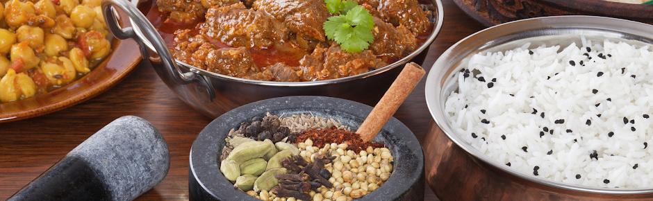Indian Food Kirkcaldy