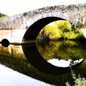Ponte Romana by Zulmira Relvas - Buildings & Architecture Bridges & Suspended Structures (  )