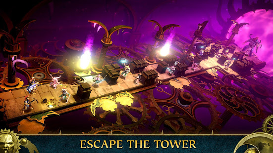 Hack Game Warhammer Quest: Silver Tower apk free