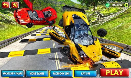 Speed Bump Crash Challenge 2019