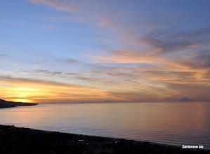 Photo: Zambrone,Calabria - Tramonto sulle Isole Eolie (Sicilia)