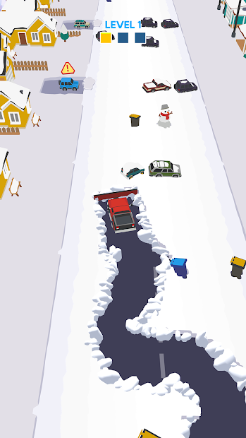 Clean Road Android App Screenshot
