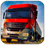 3D Euro Truck Driving Simulator Extreme
