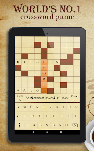 Crosswords - The Game screenshot 4