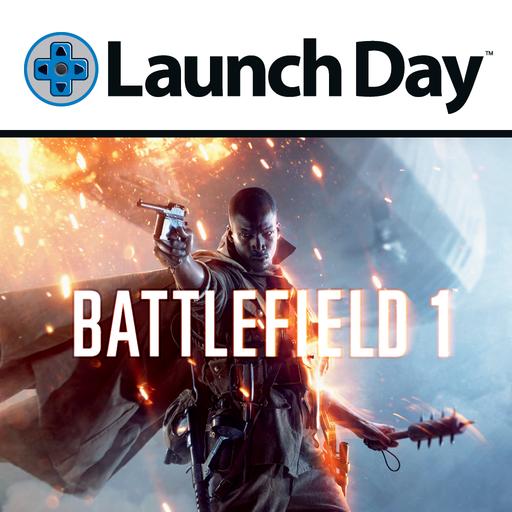 LaunchDay - Battlefield 新聞 App LOGO-硬是要APP