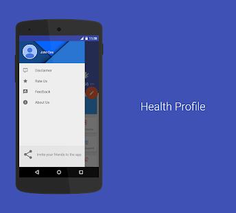 Health Manager- screenshot thumbnail