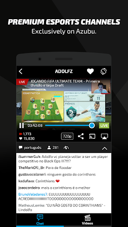 Azubu TV 1.7.5.88 screenshot 300058