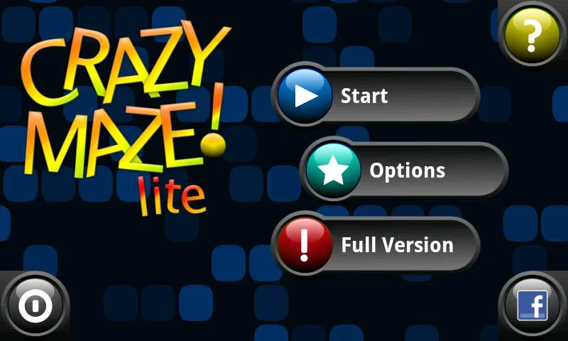 CrazyMaze! Lite- screenshot