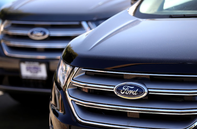Ford said on Thursday it will recall 3 million vehicles for air bag inflators that could rupture, at a cost of $610m (about R9,143,033,800).