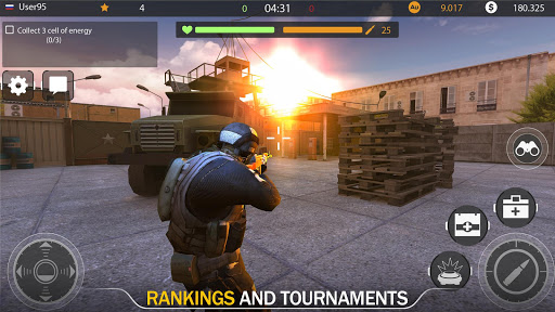 Code of War: Online Shooter Game apkpoly screenshots 10