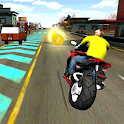 Super Bike Traffic Race icon