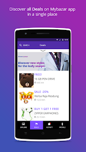MyBazar – Social shopping screenshot 0