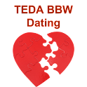 Teda BBW Dating Application icon