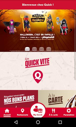 Quick Android App Screenshot