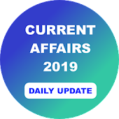 Daily Current Affairs 2019 for All Exams