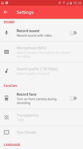 Screen Recorder - Record your screen screenshot 6