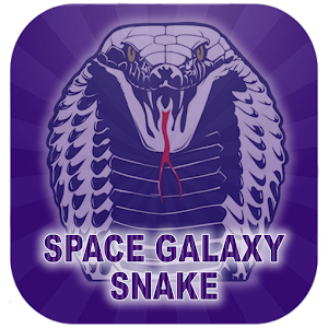 space galaxy snake