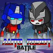 Auto Robot Battle