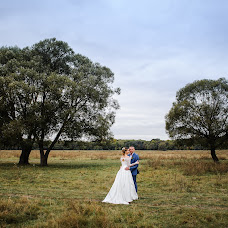 Wedding photographer Sergey Fursov (fursovfamily). Photo of 14.10.2017