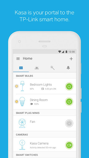 Screenshot for Kasa Smart in United States Play Store