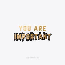 You Are Important - Instagram Post item