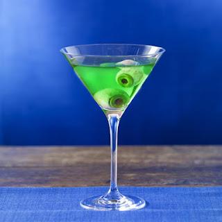 Dead Eye Martini.