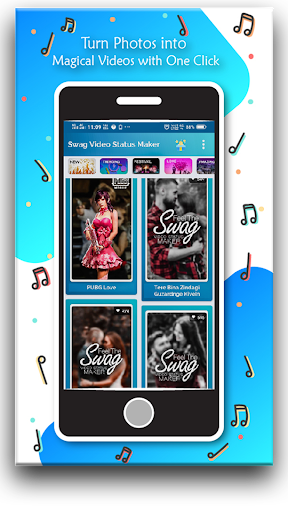 Download Feel The Swag - Magical Lyrical Video Status Maker 6.0 2