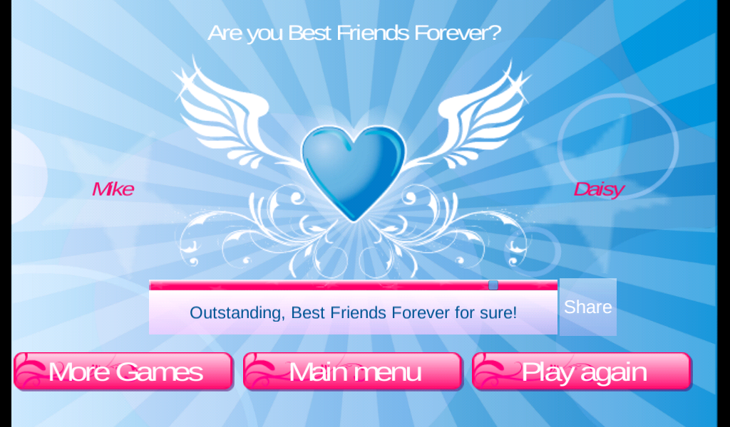 Best Friends Forever- screenshot