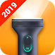 Power Flashlight-The brightest  & Powerful torch - Androidアプリ