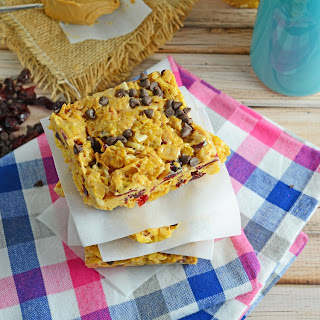 Corn Flake Breakfast Bars.