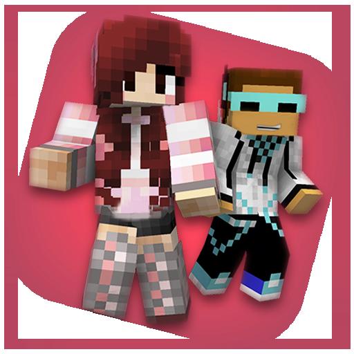 Skins Youtuber for Minecraft