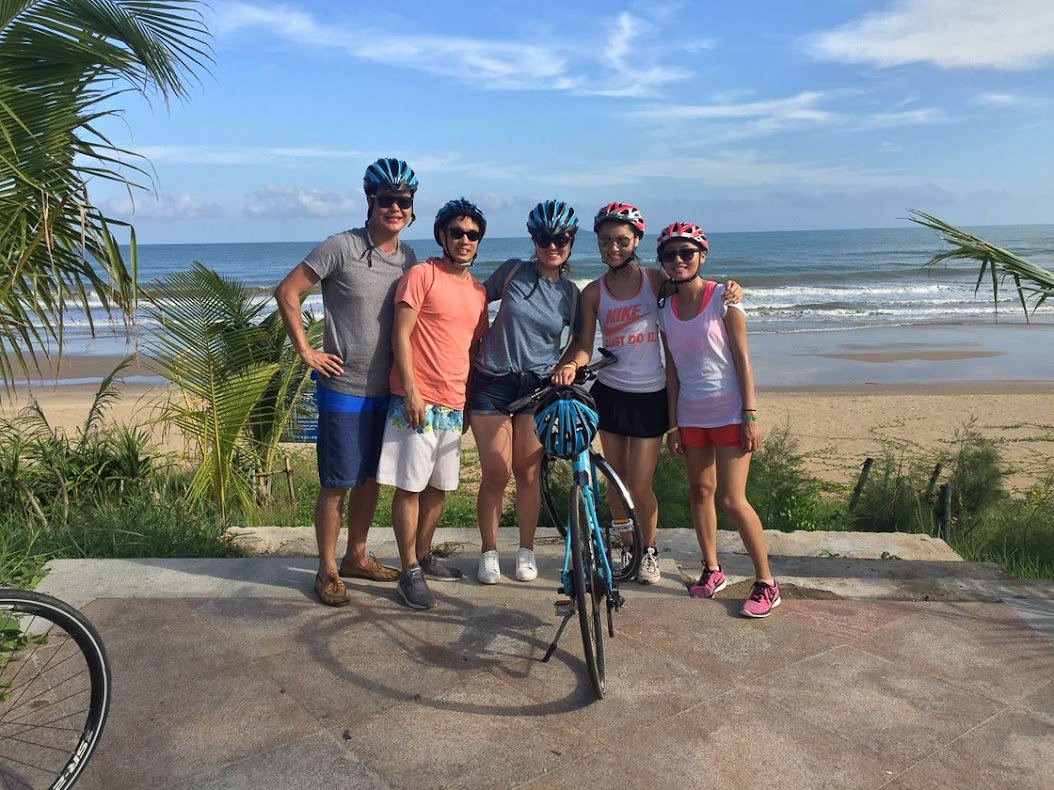 Clubmed Sanya Bicycle Tour