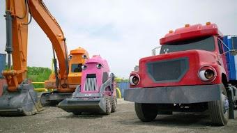 No Easy Job / Distracted Trucks