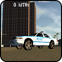 Theft and Police Game 3D icon