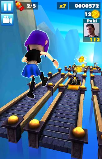 Subway Run Fun 3D 1.5 screenshots 5