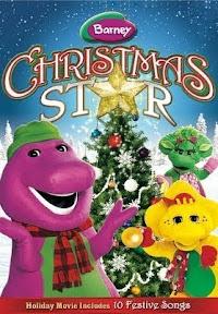 barney a christmas star
