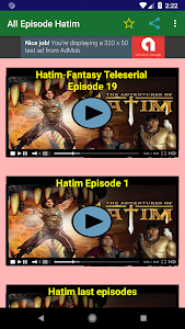 Download Hatim All Episode APK latest version app for android devices