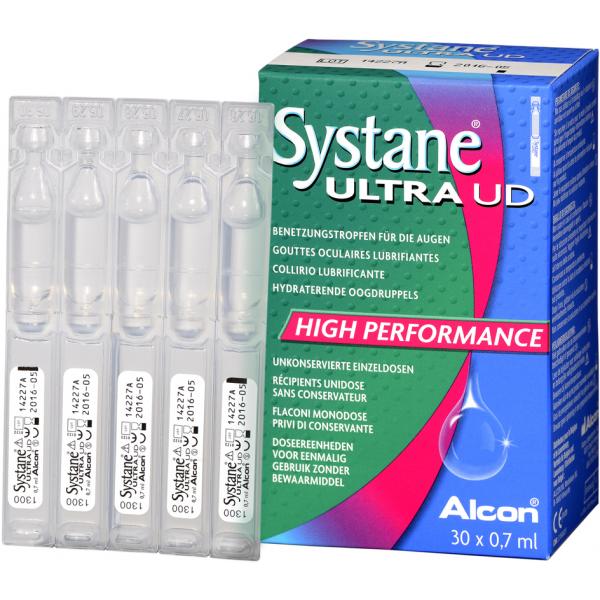 Systane Ultra UD eye drops