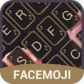 Floral Keyboard Theme-Facemoji