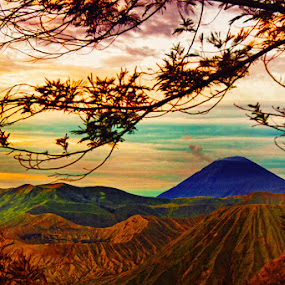 Bromo1 by Budy Santoso - Landscapes Mountains & Hills