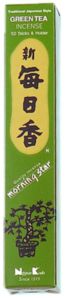 Rökelse Morningstar Grönt te