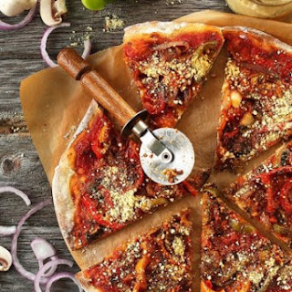 Vegan Simple Pizza