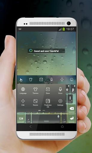糖醋Táng cù TouchPal 主题|玩個人化App免費|玩APPs