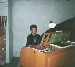 Photo: Brekstad, Ørland kyrkje, Brekstad Kulturfestival, 27. juni 2003