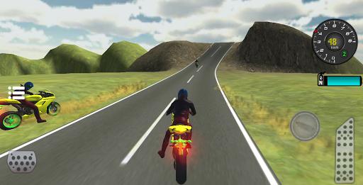 Extreme Car Simulator 2016  screenshots 6