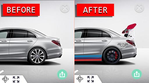 Car Photo Tuning - Professional Virtual Tuning  screenshots 4